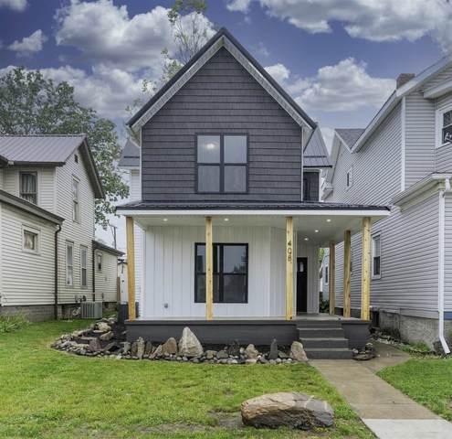 408 S Randolph Street, Garrett, IN 46738 (MLS #202120635) :: The Harris Jarboe Group | Keller Williams Capital Realty