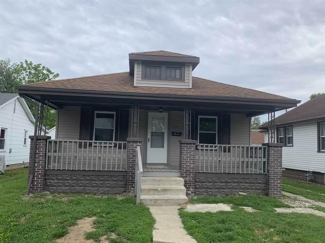 2332 Plum Street, New Castle, IN 47362 (MLS #202120650) :: Parker Team