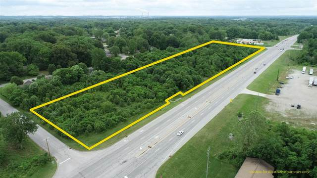 0 State Road 66 And Sharon Rd. Road, Newburgh, IN 47630 (MLS #202120671) :: RE/MAX Legacy