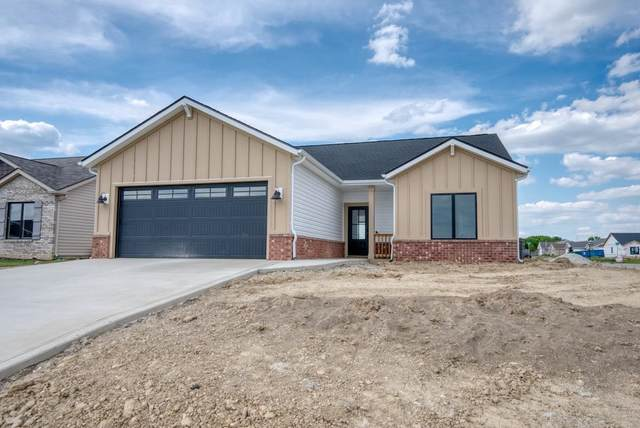 697 Sully Court, Angola, IN 46703 (MLS #202120689) :: Hoosier Heartland Team | RE/MAX Crossroads