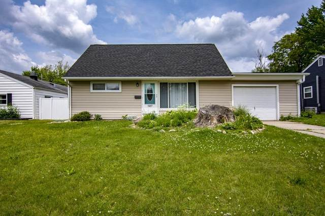 1327 Catherwood Drive, South Bend, IN 46614 (MLS #202120796) :: Anthony REALTORS
