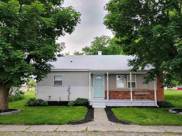 227 S Monon, Francesville, IN 47946 (MLS #202120832) :: Aimee Ness Realty Group