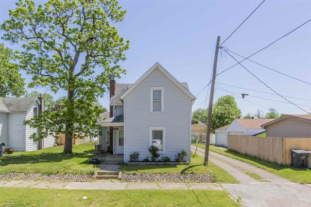 1110 S 35th Street, South Bend, IN 46615 (MLS #202120845) :: Parker Team