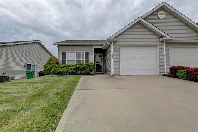 5730 W Monarch Court, Bloomington, IN 47403 (MLS #202120890) :: Aimee Ness Realty Group