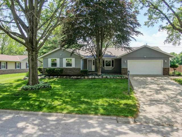 1050 Southernview S Drive, Lafayette, IN 47909 (MLS #202121006) :: Parker Team