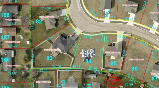 lot 84 W Nature Pointe Lane, Muncie, IN 47304 (MLS #202121032) :: RE/MAX Legacy