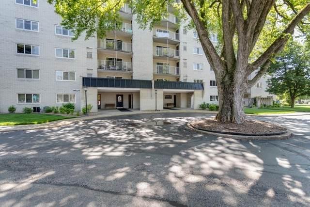 600 S Cullen Avenue #703, Evansville, IN 47715 (MLS #202121303) :: The Harris Jarboe Group   Keller Williams Capital Realty