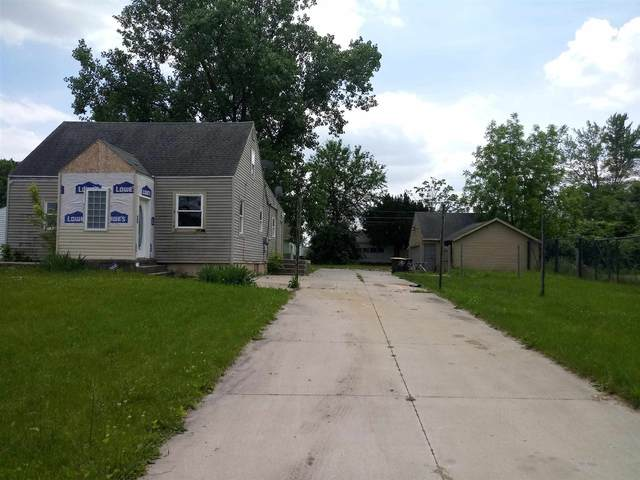 3814 Grayston Avenue, Fort Wayne, IN 46806 (MLS #202121323) :: Hoosier Heartland Team   RE/MAX Crossroads