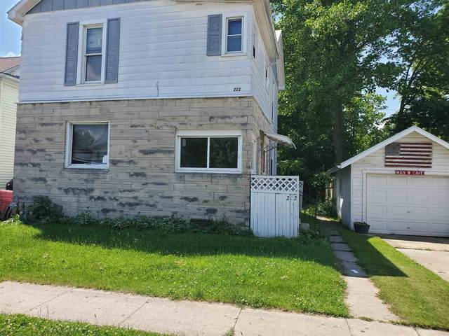 222 E Washington Street, Winchester, IN 47394 (MLS #202121353) :: The ORR Home Selling Team