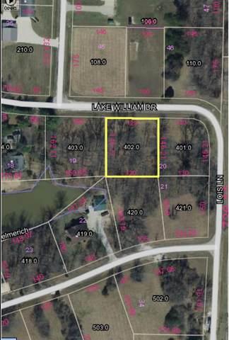 W Lake William Dr Road, Jasper, IN 47542 (MLS #202121376) :: Hoosier Heartland Team   RE/MAX Crossroads