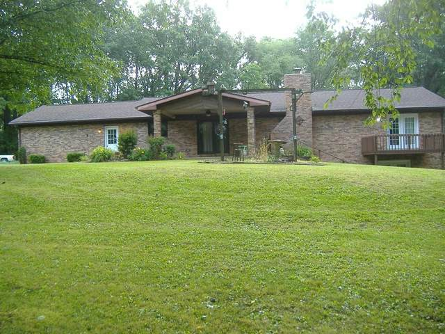 3198 E Curtice Lane, Princeton, IN 47670 (MLS #202121386) :: Anthony REALTORS