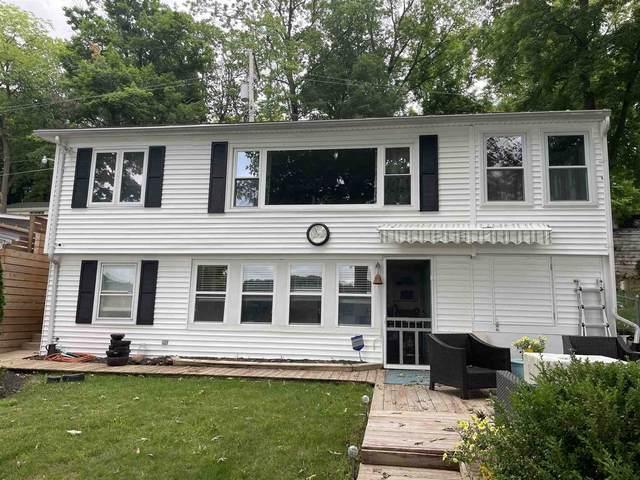 10944 N Lower Lake Shore Drive, Monticello, IN 47960 (MLS #202121409) :: The Romanski Group - Keller Williams Realty