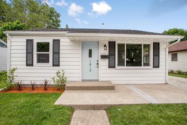 1413 W Taylor Street, Kokomo, IN 46901 (MLS #202121428) :: The Romanski Group - Keller Williams Realty