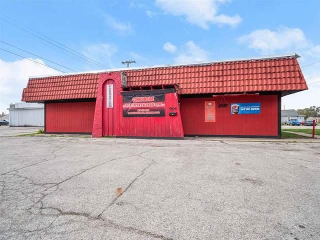 904 S Western Avenue, Marion, IN 46060 (MLS #202121502) :: Parker Team