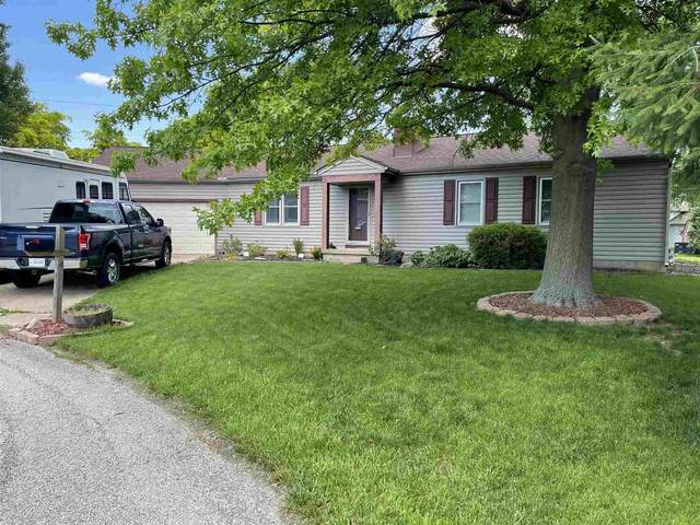 3611 N Spring Court, Lafayette, IN 47909 (MLS #202121526) :: Aimee Ness Realty Group