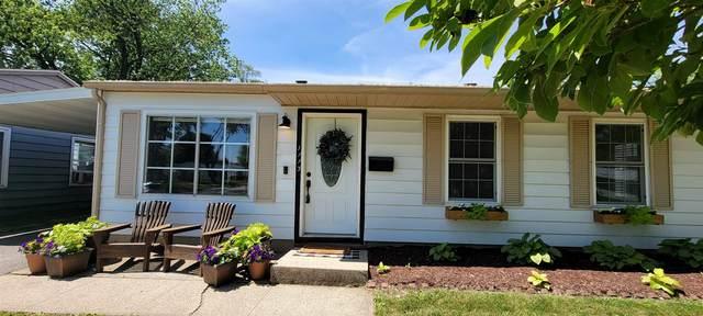 1113 Southlea Drive, Lafayette, IN 47909 (MLS #202121571) :: The Romanski Group - Keller Williams Realty