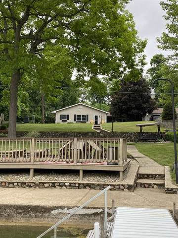 725 Lakeside Drive, Rome City, IN 46784 (MLS #202121639) :: Aimee Ness Realty Group