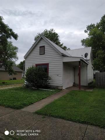 1611 Cumberland Avenue, Evansville, IN 47712 (MLS #202121734) :: Parker Team