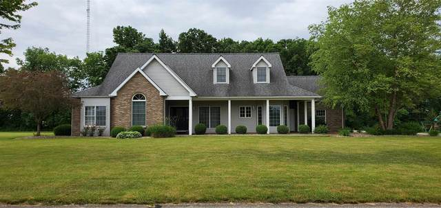 201 W Golfbrook Dr, Portland, IN 47371 (MLS #202121758) :: RE/MAX Legacy