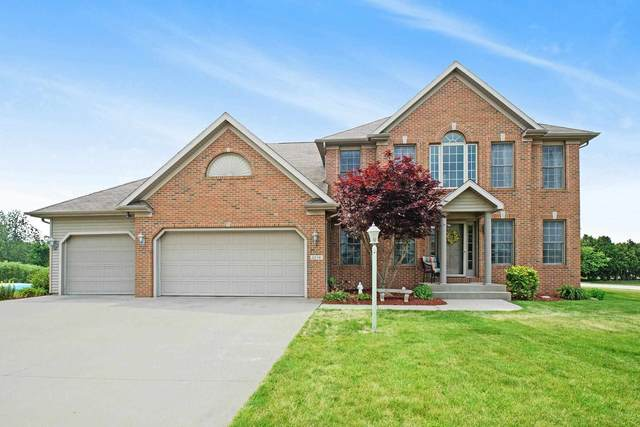 1274 Golf View Drive, Nappanee, IN 46550 (MLS #202121781) :: Anthony REALTORS