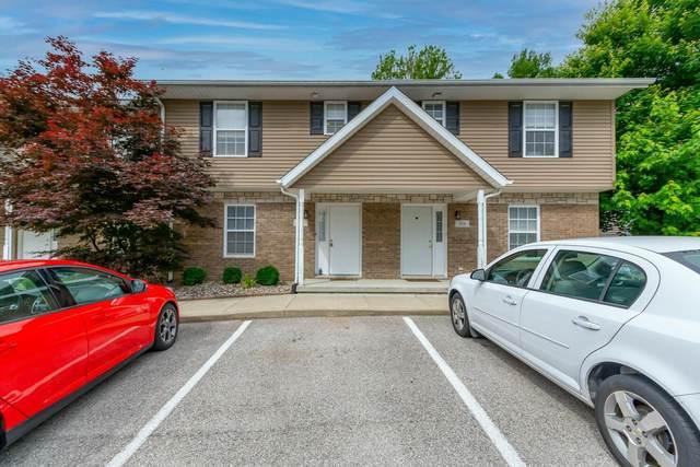 1250 W Adams Hill Circle #303, Bloomington, IN 47403 (MLS #202121816) :: Parker Team