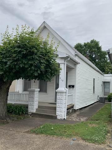 313 Bell Avenue, Evansville, IN 47712 (MLS #202121906) :: Parker Team