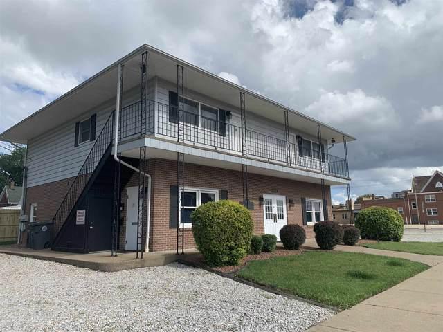 2229-2231 W Virginia Street, Evansville, IN 47712 (MLS #202121918) :: The Harris Jarboe Group | Keller Williams Capital Realty