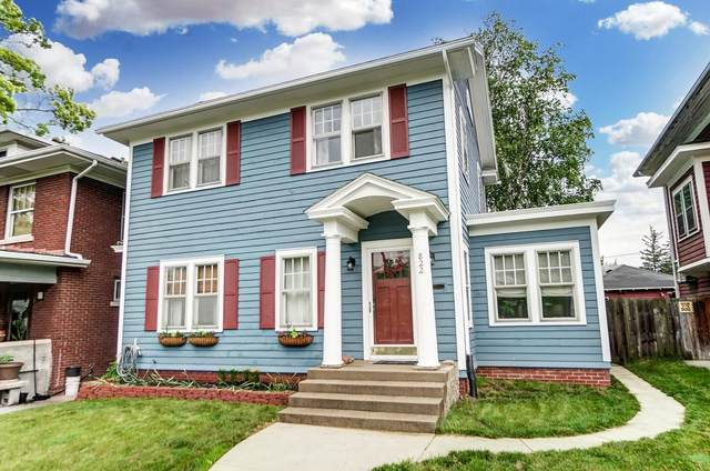 822 Kinsmoor Avenue, Fort Wayne, IN 46807 (MLS #202122060) :: Parker Team