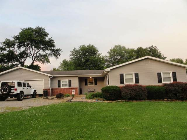 1163 N County Road 350 W Road, Rockport, IN 47635 (MLS #202122118) :: Anthony REALTORS