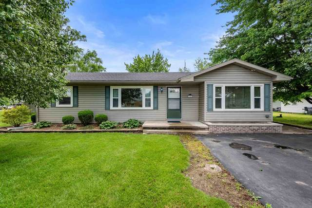 715 E Washington Street, Parker City, IN 47368 (MLS #202122164) :: The ORR Home Selling Team