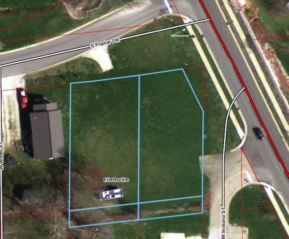 101 S Poplar Drive, Ellettsville, IN 47429 (MLS #202122184) :: JM Realty Associates, Inc.