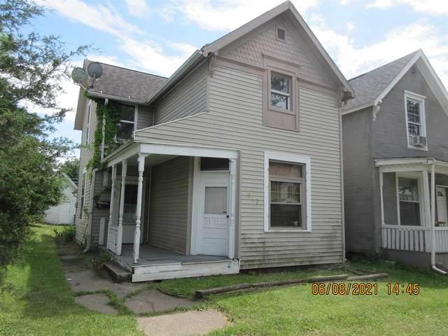947 Home Avenue, Fort Wayne, IN 46807 (MLS #202122186) :: Parker Team