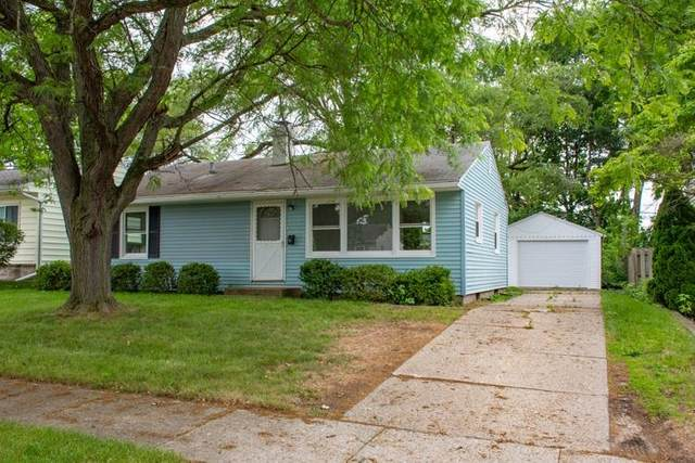 1314 Canterbury Drive, South Bend, IN 46628 (MLS #202122229) :: RE/MAX Legacy