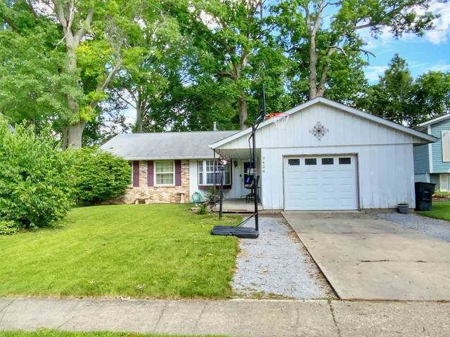 3426 Chaucer Drive, Lafayette, IN 47909 (MLS #202122243) :: Parker Team
