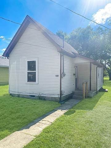 668 S Sixth Street, Frankfort, IN 46041 (MLS #202122271) :: The Carole King Team