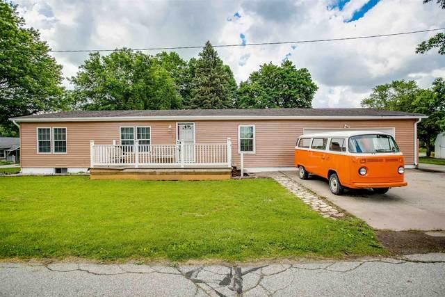 116 Walnut Street, Goshen, IN 46528 (MLS #202122352) :: Parker Team