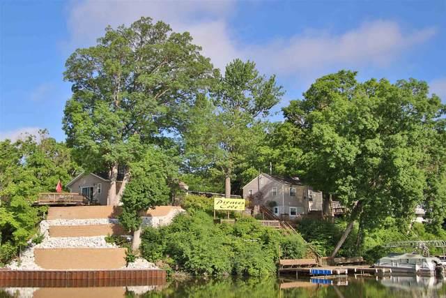 4770 E Harbor Court, Monticello, IN 47960 (MLS #202122388) :: The Romanski Group - Keller Williams Realty