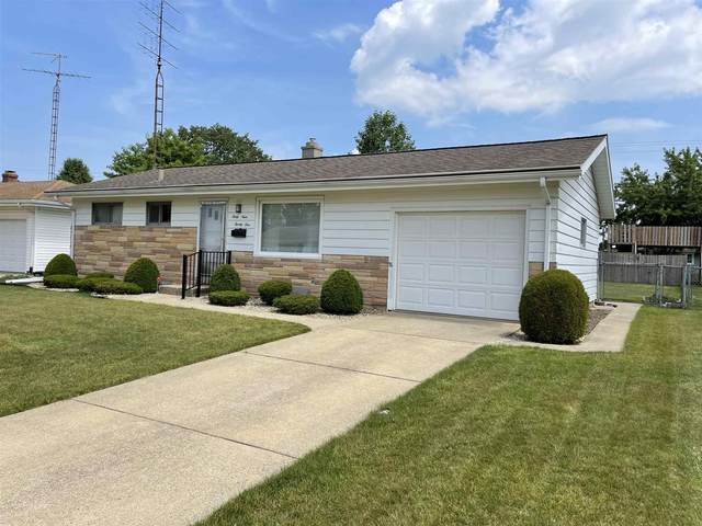 4921 Bloomfield Place Street, South Bend, IN 46619 (MLS #202122496) :: Parker Team