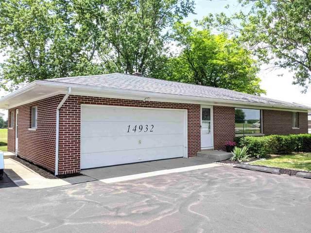 14932 Bluffton Road, Fort Wayne, IN 46819 (MLS #202122515) :: JM Realty Associates, Inc.