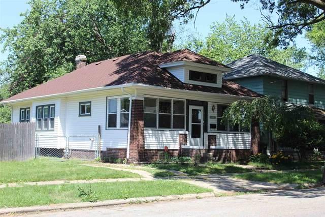 1037 O'brien Street, South Bend, IN 46628 (MLS #202122571) :: Parker Team