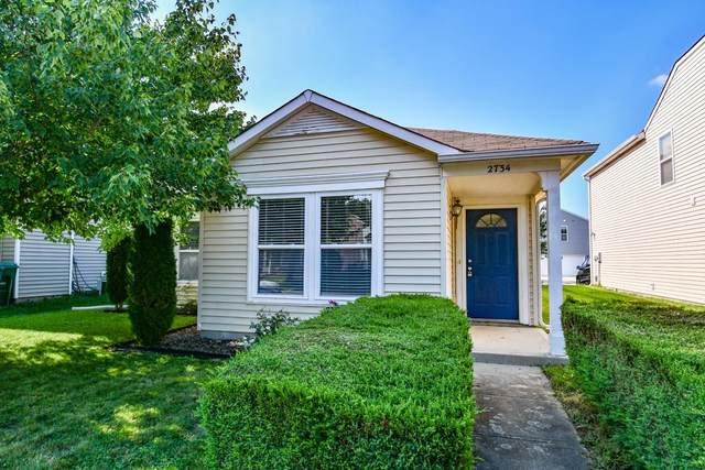 2734 Brewster Lane, Lafayette, IN 47909 (MLS #202122603) :: The Romanski Group - Keller Williams Realty