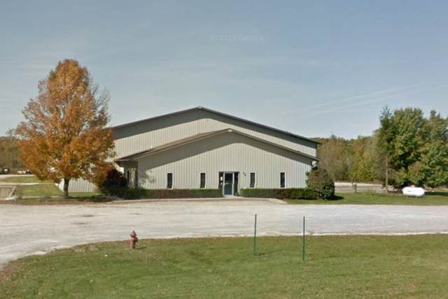 2499 State Highway 43, Spencer, IN 47460 (MLS #202122674) :: Aimee Ness Realty Group