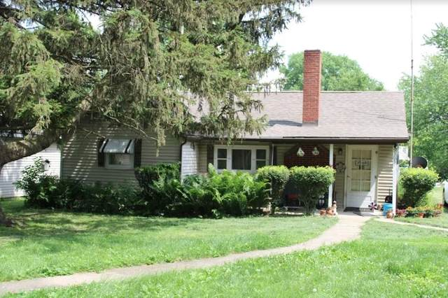 9305 Pearl Street, Clarks Hill, IN 47930 (MLS #202122694) :: The Romanski Group - Keller Williams Realty