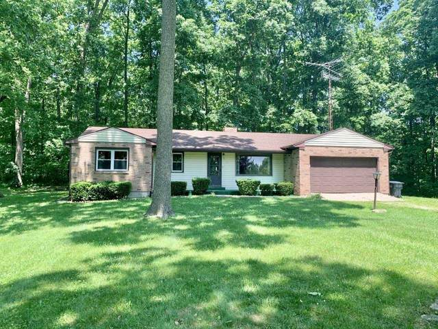 2739 S Angling Pike Road, Hartford City, IN 47348 (MLS #202122699) :: Parker Team