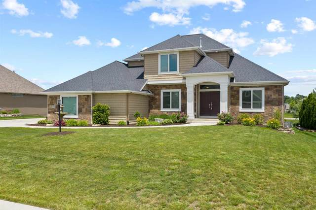 376 Quell Court, Fort Wayne, IN 46845 (MLS #202122724) :: Aimee Ness Realty Group