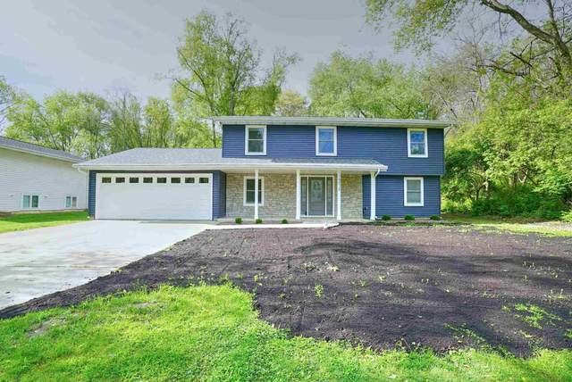 18838 Welworth Avenue, South Bend, IN 46637 (MLS #202122807) :: Parker Team