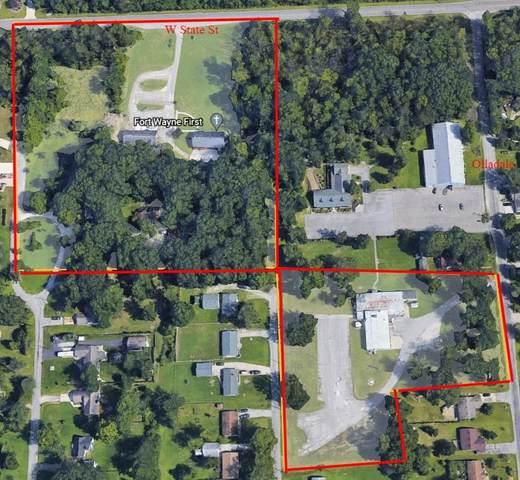 3515 W State Street, Fort Wayne, IN 46808 (MLS #202122844) :: The ORR Home Selling Team