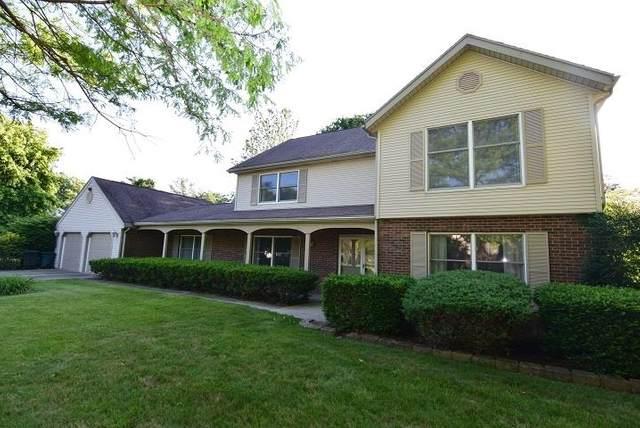 1001 N Denmark Drive, Muncie, IN 47304 (MLS #202122894) :: The ORR Home Selling Team