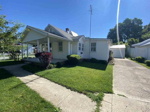 118 N 8TH Street, Middletown, IN 47356 (MLS #202123007) :: The ORR Home Selling Team