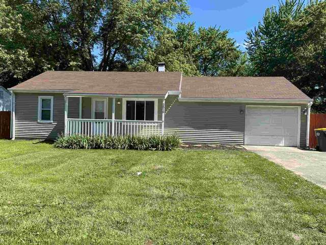 2516 W 38TH Street, Anderson, IN 46011 (MLS #202123020) :: The ORR Home Selling Team